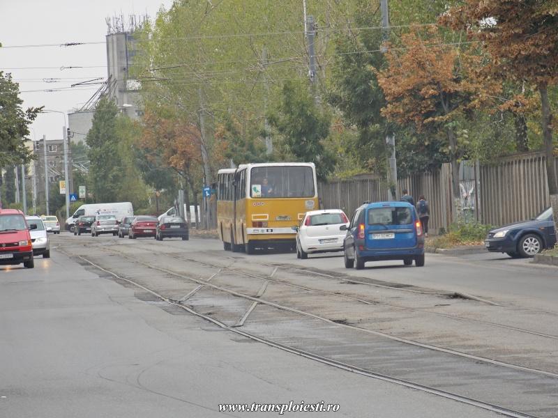 Traseul 102, etapa II: Intersecție Republicii - Gara de Vest Dscn0113