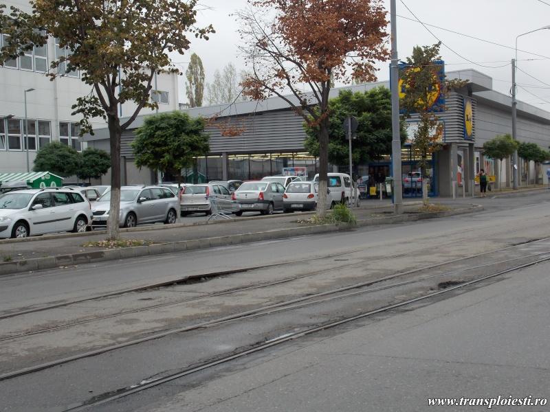 Traseul 102, etapa II: Intersecție Republicii - Gara de Vest Dscn0114