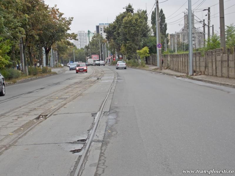 Traseul 102, etapa II: Intersecție Republicii - Gara de Vest Dscn0122