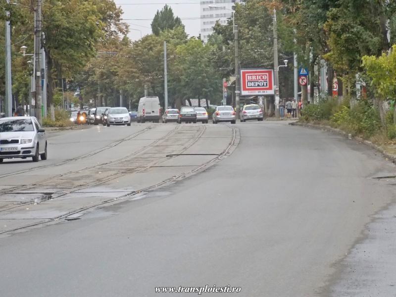 Traseul 102, etapa II: Intersecție Republicii - Gara de Vest Dscn0123