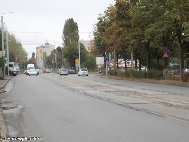 Traseul 102, etapa II: Intersecție Republicii - Gara de Vest Dscn0125