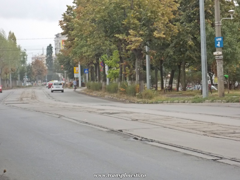 Traseul 102, etapa II: Intersecție Republicii - Gara de Vest Dscn0127