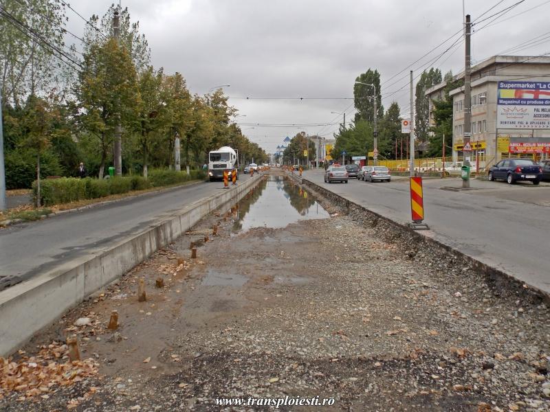 Traseul 102, etapa II: Intersecție Republicii - Gara de Vest Dscn0129