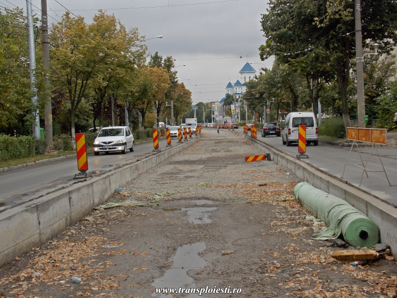 Traseul 102, etapa II: Intersecție Republicii - Gara de Vest Dscn0132