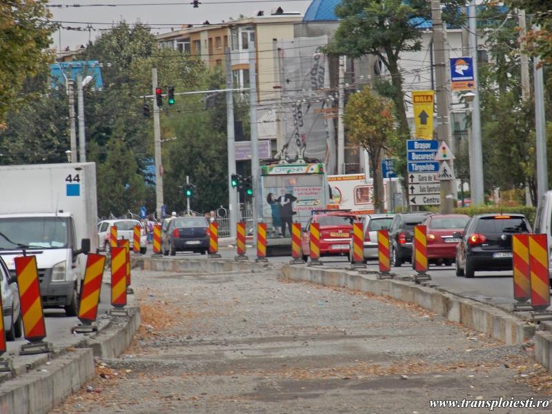 Traseul 102, etapa II: Intersecție Republicii - Gara de Vest Dscn0133