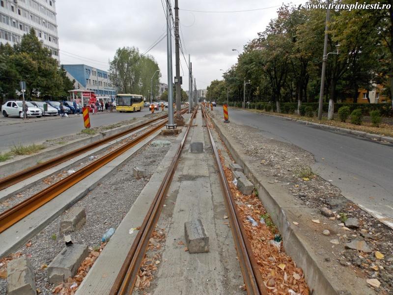 Traseul 102, etapa II: Intersecție Republicii - Gara de Vest Dscn0134