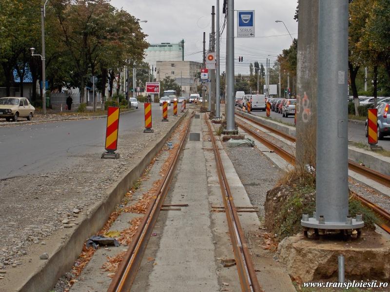 Traseul 102, etapa II: Intersecție Republicii - Gara de Vest Dscn0136