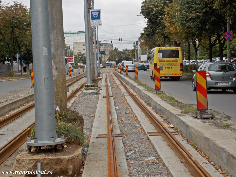 Traseul 102, etapa II: Intersecție Republicii - Gara de Vest Dscn0137