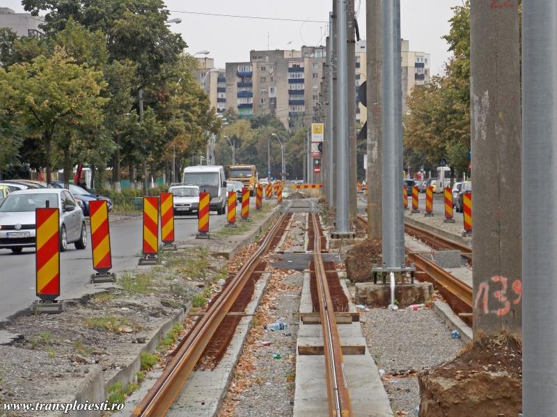 Traseul 102, etapa II: Intersecție Republicii - Gara de Vest Dscn0138