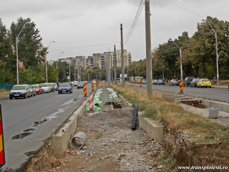 Traseul 102, etapa II: Intersecție Republicii - Gara de Vest Dscn0139