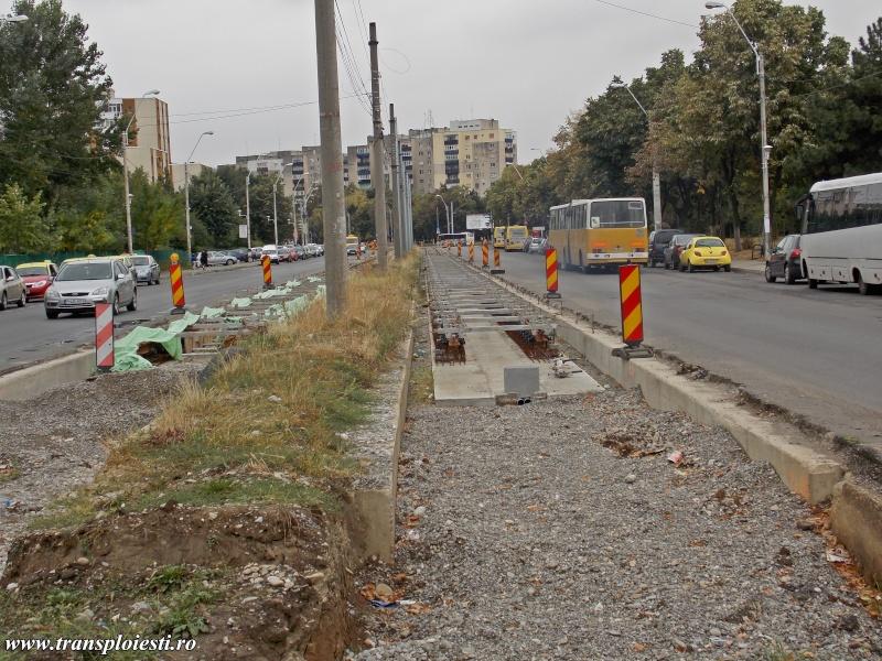 Traseul 102, etapa II: Intersecție Republicii - Gara de Vest Dscn0140