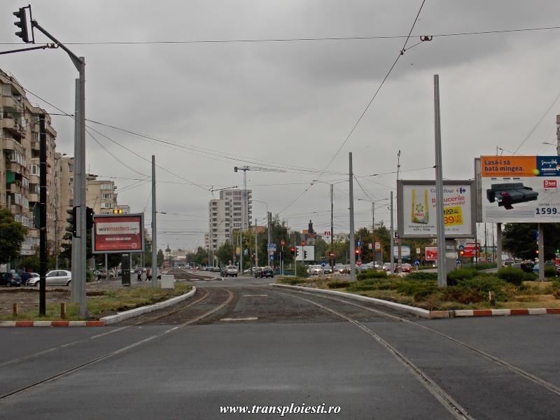 Traseul 101, etapa I: Intersecție Republicii - Intersecție Candiano Popescu ( zona BCR ) - Pagina 2 Dscn0141