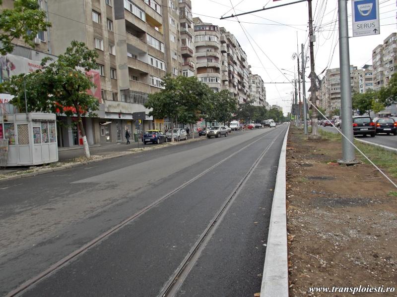 Traseul 101, etapa I: Intersecție Republicii - Intersecție Candiano Popescu ( zona BCR ) - Pagina 2 Dscn0142