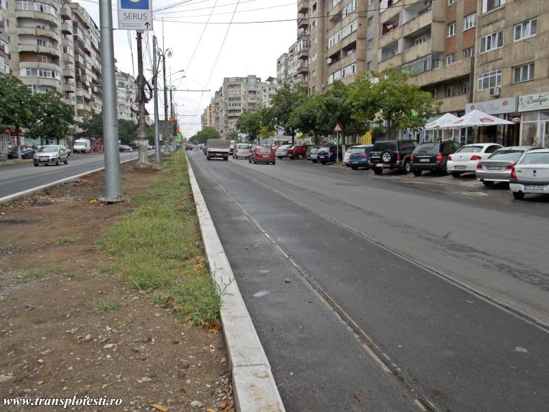 Traseul 101, etapa I: Intersecție Republicii - Intersecție Candiano Popescu ( zona BCR ) - Pagina 2 Dscn0143