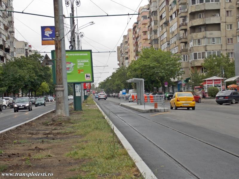 Traseul 101, etapa I: Intersecție Republicii - Intersecție Candiano Popescu ( zona BCR ) - Pagina 2 Dscn0144