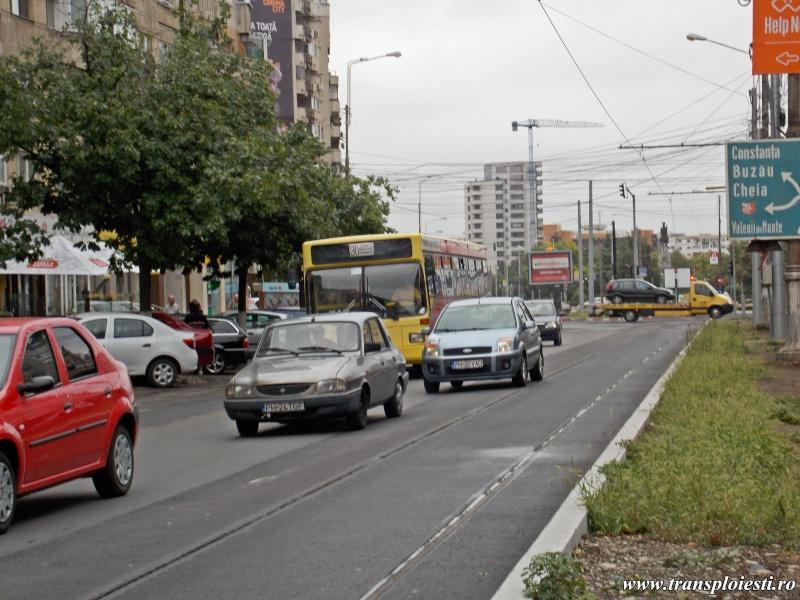 Traseul 101, etapa I: Intersecție Republicii - Intersecție Candiano Popescu ( zona BCR ) - Pagina 2 Dscn0145