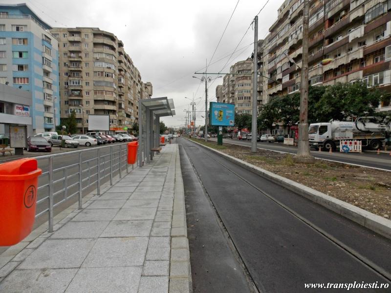 Traseul 101, etapa I: Intersecție Republicii - Intersecție Candiano Popescu ( zona BCR ) - Pagina 2 Dscn0146