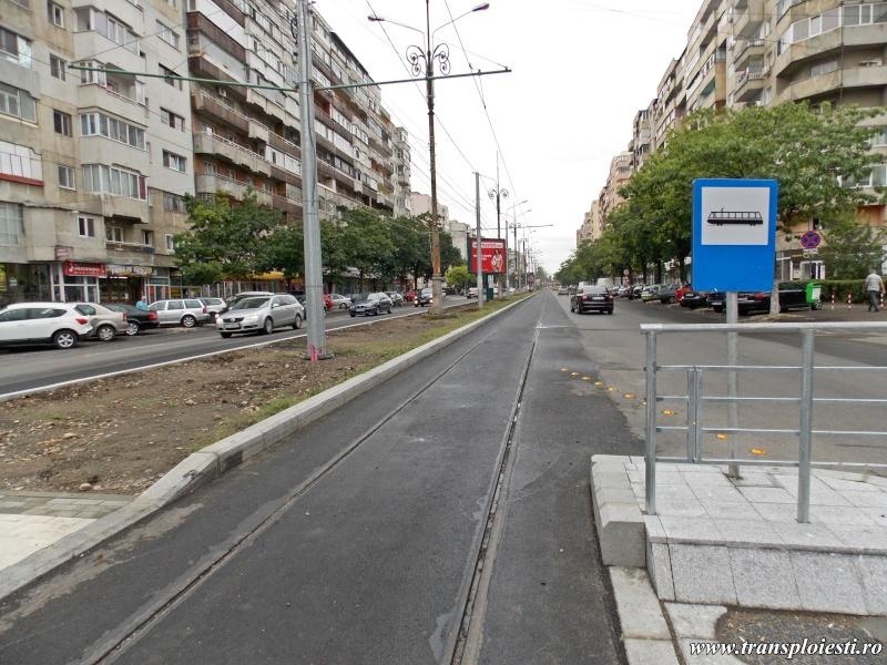Traseul 101, etapa I: Intersecție Republicii - Intersecție Candiano Popescu ( zona BCR ) - Pagina 2 Dscn0147