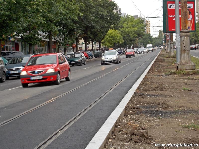 Traseul 101, etapa I: Intersecție Republicii - Intersecție Candiano Popescu ( zona BCR ) - Pagina 2 Dscn0148