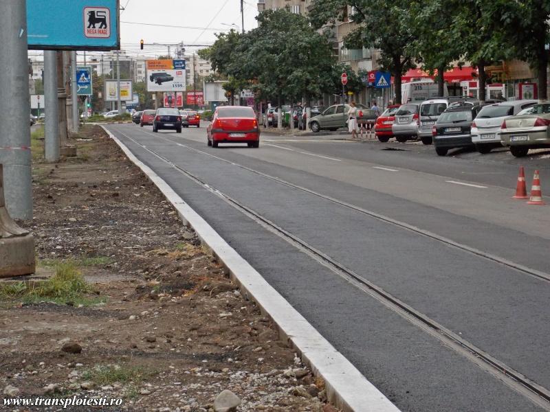 Traseul 101, etapa I: Intersecție Republicii - Intersecție Candiano Popescu ( zona BCR ) - Pagina 2 Dscn0149