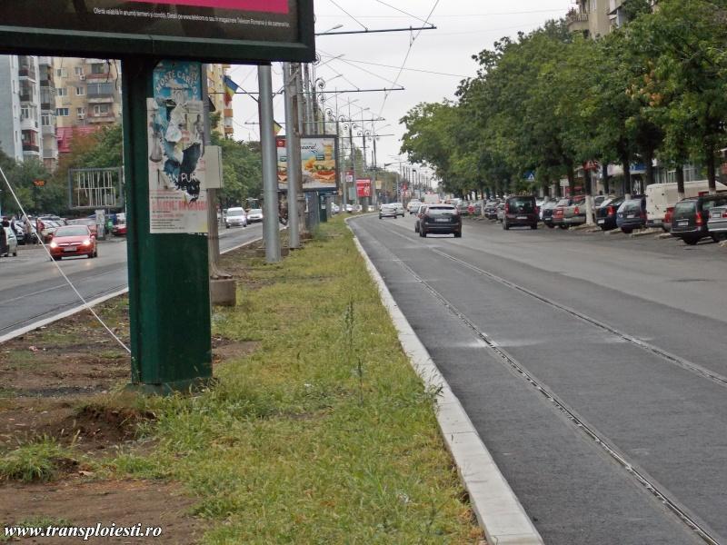 Traseul 101, etapa I: Intersecție Republicii - Intersecție Candiano Popescu ( zona BCR ) - Pagina 2 Dscn0150