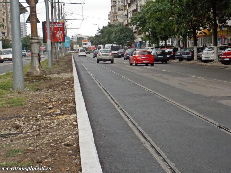 Traseul 101, etapa I: Intersecție Republicii - Intersecție Candiano Popescu ( zona BCR ) - Pagina 2 Dscn0152