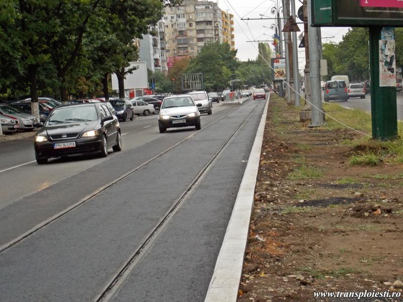 Traseul 101, etapa I: Intersecție Republicii - Intersecție Candiano Popescu ( zona BCR ) - Pagina 2 Dscn0153
