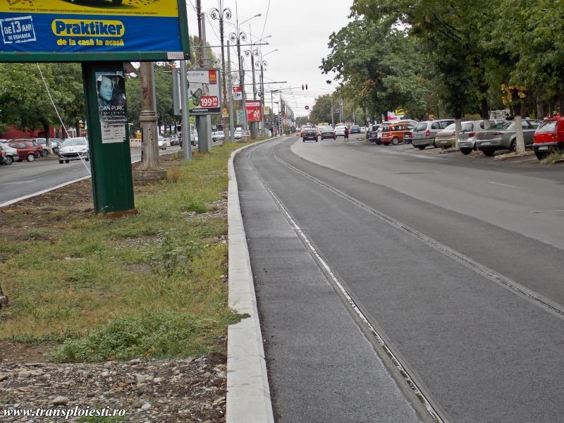 Traseul 101, etapa I: Intersecție Republicii - Intersecție Candiano Popescu ( zona BCR ) - Pagina 2 Dscn0157