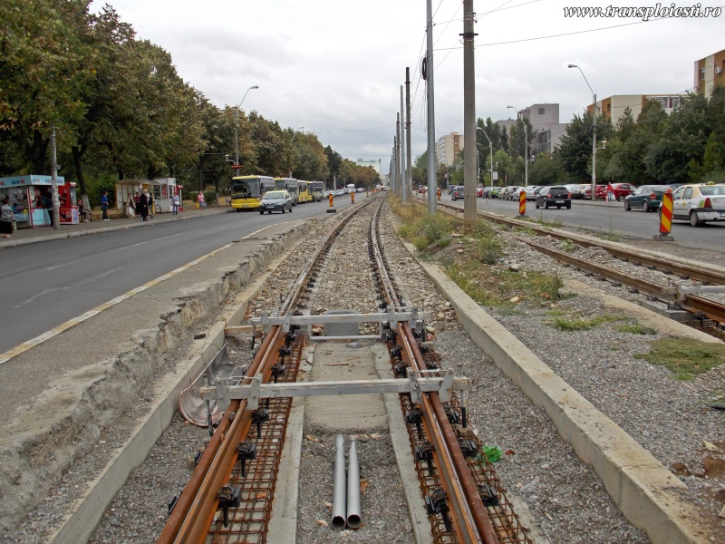 Traseul 102, etapa II: Intersecție Republicii - Gara de Vest Dscn0219