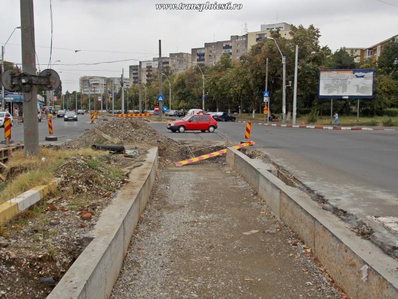 Traseul 102, etapa II: Intersecție Republicii - Gara de Vest Dscn0220