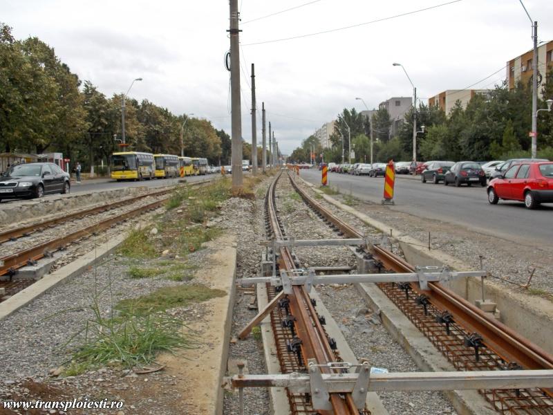 Traseul 102, etapa II: Intersecție Republicii - Gara de Vest Dscn0221
