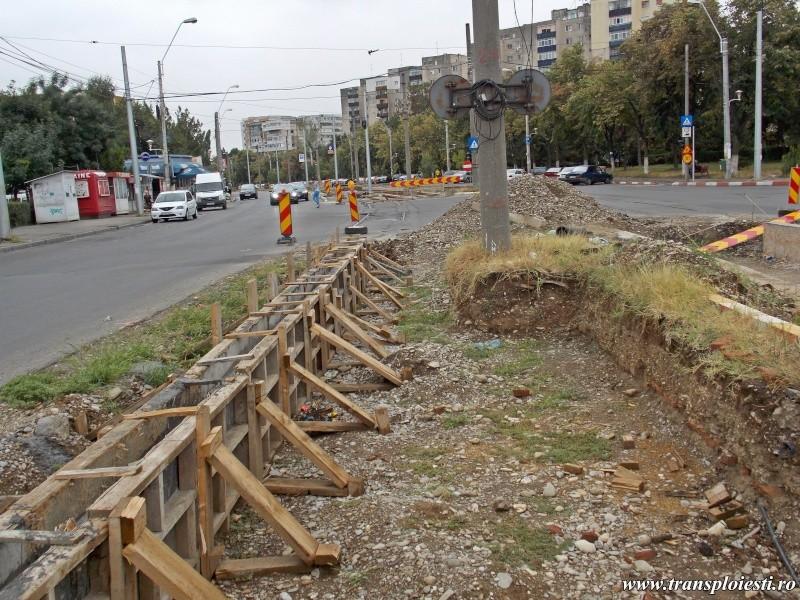 Traseul 102, etapa II: Intersecție Republicii - Gara de Vest Dscn0222