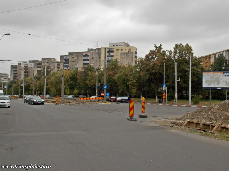 Traseul 102, etapa II: Intersecție Republicii - Gara de Vest Dscn0223
