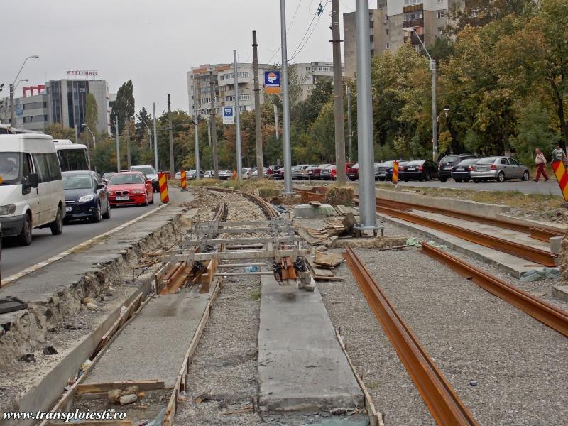 Traseul 102, etapa II: Intersecție Republicii - Gara de Vest Dscn0224