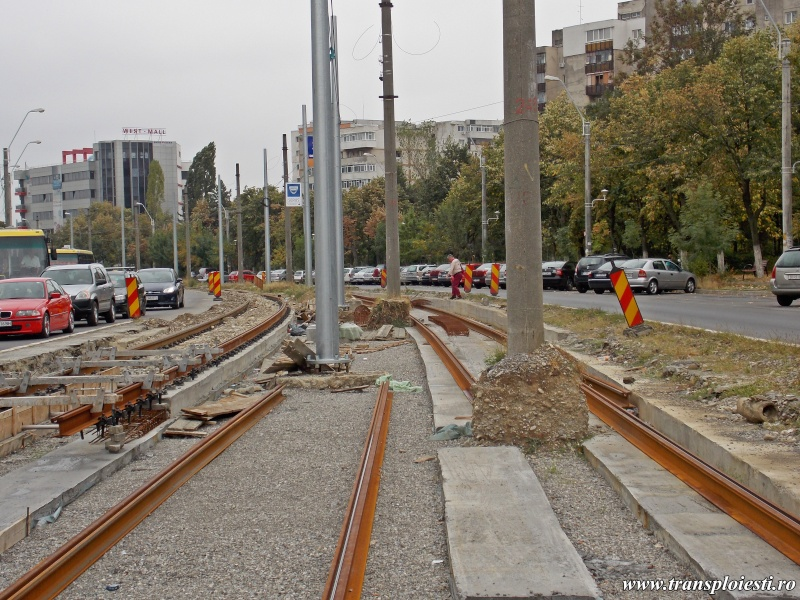 Traseul 102, etapa II: Intersecție Republicii - Gara de Vest Dscn0225