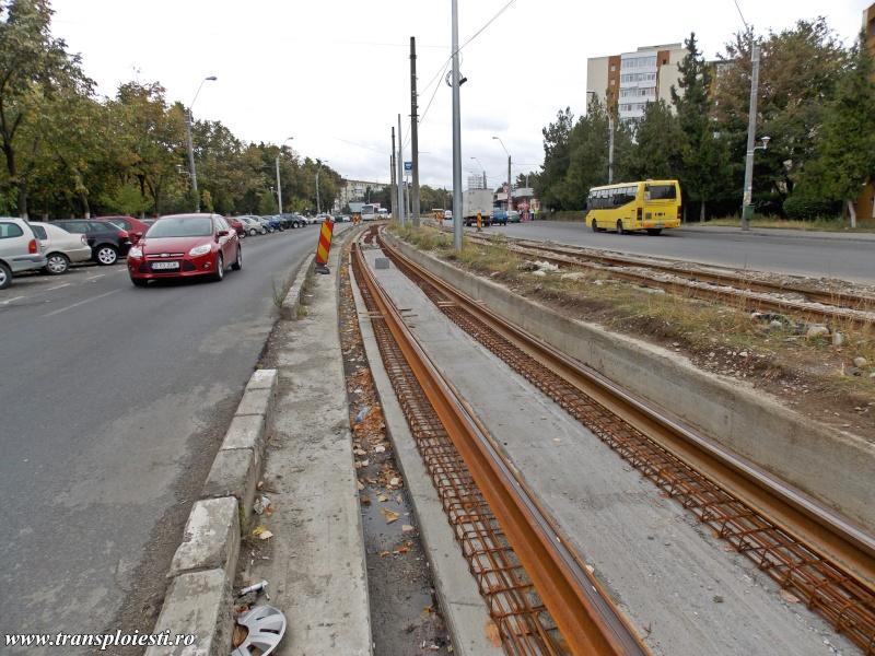 Traseul 102, etapa II: Intersecție Republicii - Gara de Vest Dscn0226
