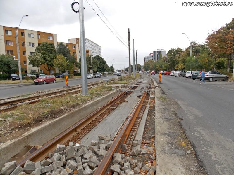 Traseul 102, etapa II: Intersecție Republicii - Gara de Vest Dscn0227