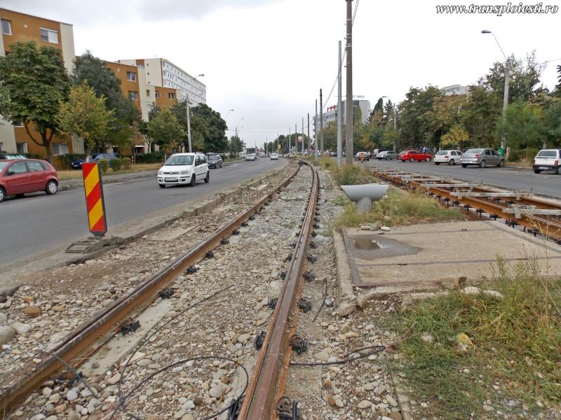 Traseul 102, etapa II: Intersecție Republicii - Gara de Vest Dscn0228