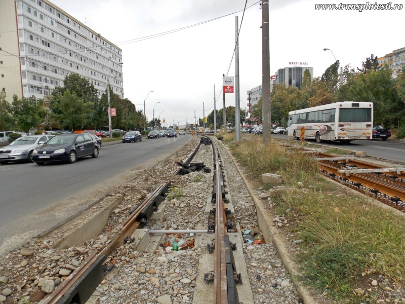 Traseul 102, etapa II: Intersecție Republicii - Gara de Vest Dscn0229