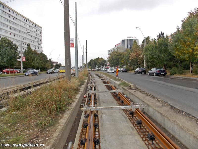Traseul 102, etapa II: Intersecție Republicii - Gara de Vest Dscn0232