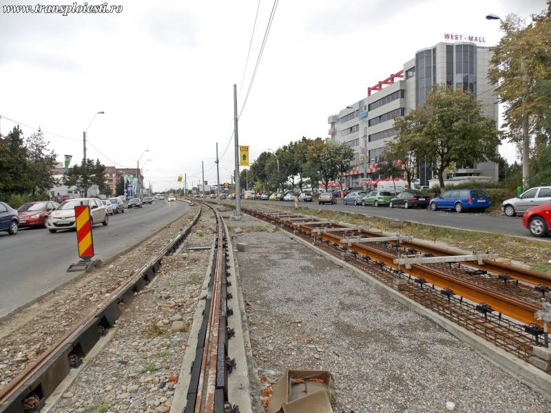 Traseul 102, etapa II: Intersecție Republicii - Gara de Vest Dscn0233