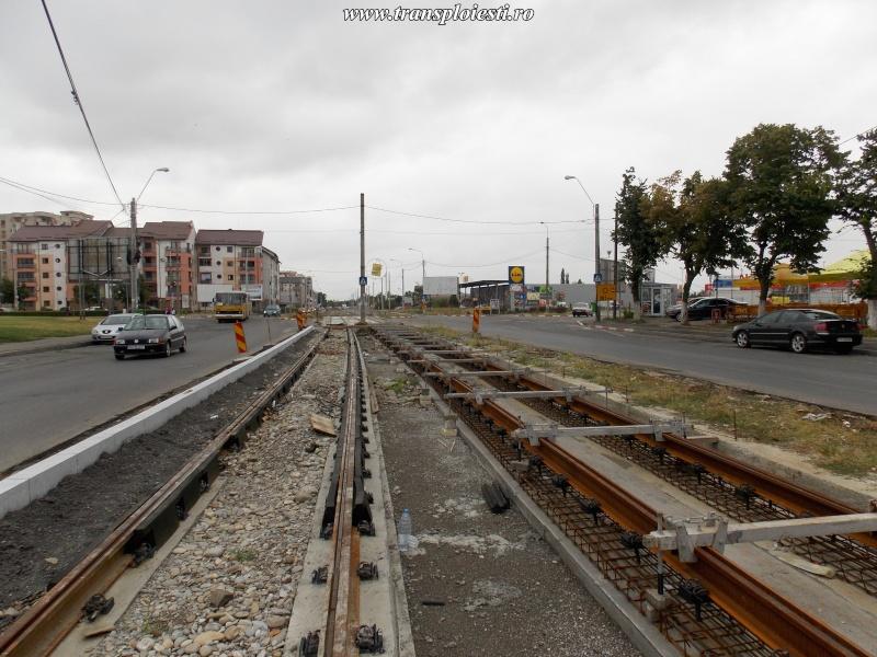 Traseul 102, etapa II: Intersecție Republicii - Gara de Vest Dscn0236