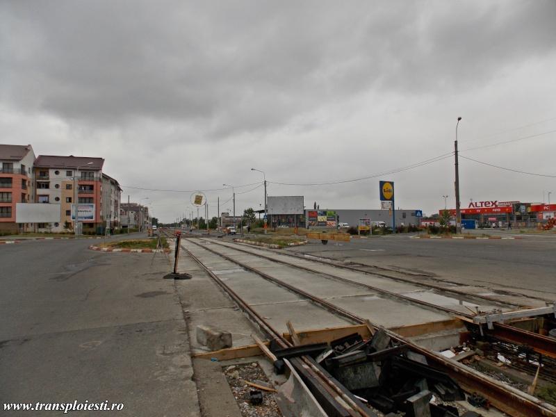 Traseul 102, etapa II: Intersecție Republicii - Gara de Vest Dscn0237