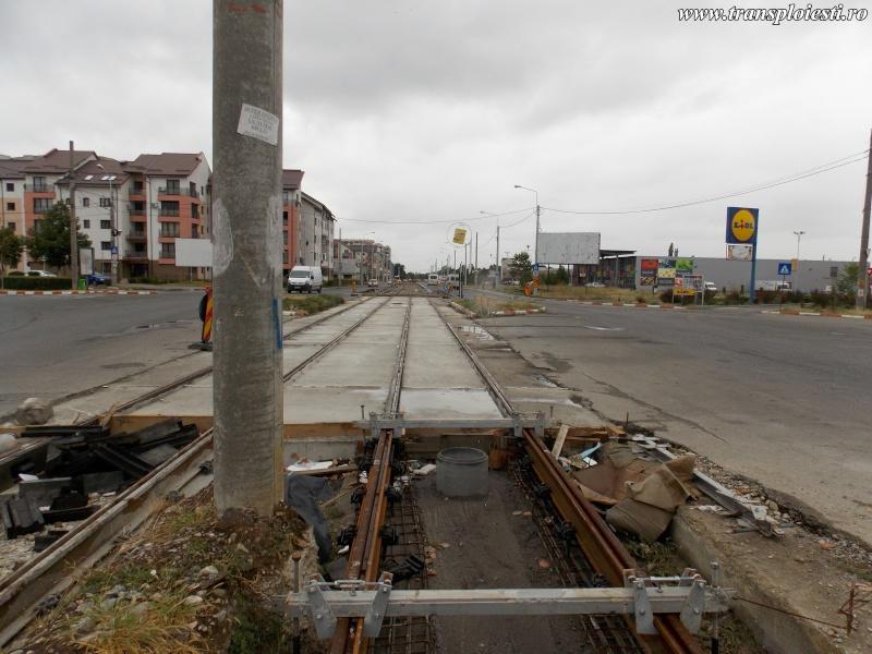 Traseul 102, etapa II: Intersecție Republicii - Gara de Vest Dscn0238
