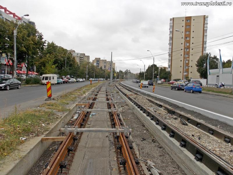 Traseul 102, etapa II: Intersecție Republicii - Gara de Vest Dscn0239