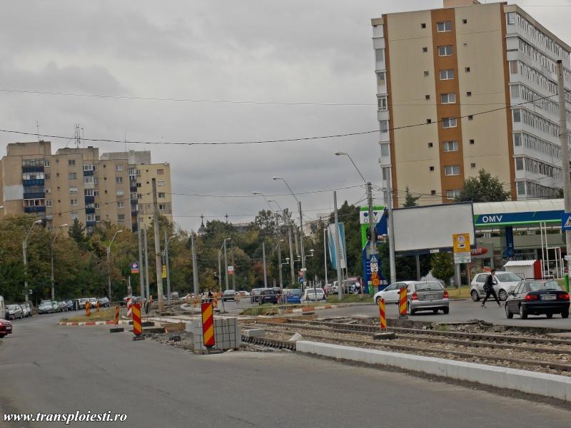 Traseul 102, etapa II: Intersecție Republicii - Gara de Vest Dscn0240