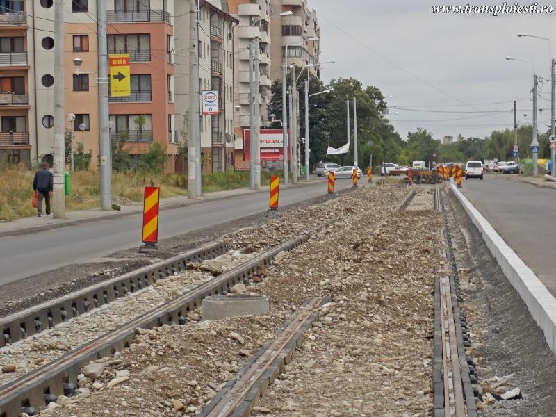 Traseul 102, etapa II: Intersecție Republicii - Gara de Vest Dscn0241