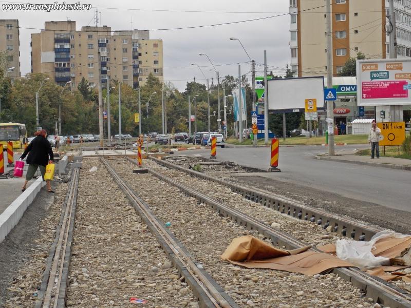 Traseul 102, etapa II: Intersecție Republicii - Gara de Vest Dscn0242