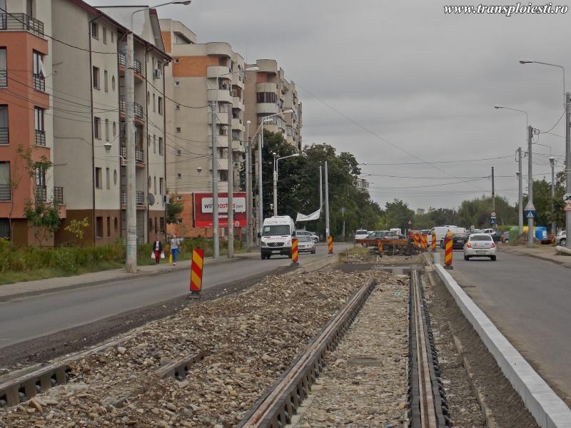 Traseul 102, etapa II: Intersecție Republicii - Gara de Vest Dscn0244