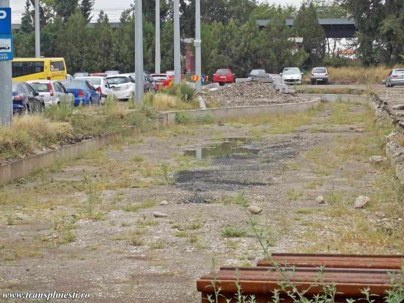 Traseul 102, etapa II: Intersecție Republicii - Gara de Vest Dscn0245